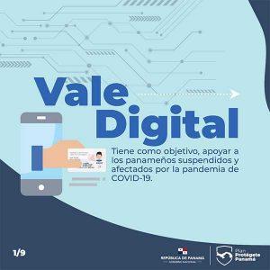 Qué es el vale digital-Vamos Panamá